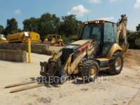 Equipment photo CATERPILLAR 420F RETROESCAVADEIRAS 1