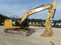 CATERPILLAR KETTEN-HYDRAULIKBAGGER 324E L equipment  photo 2