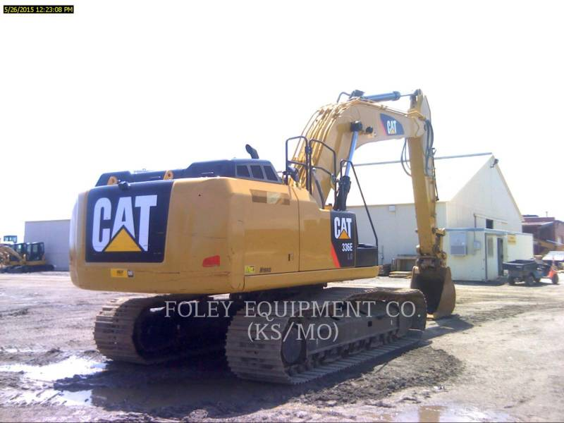 CATERPILLAR TRACK EXCAVATORS 336ELH10 equipment  photo 4