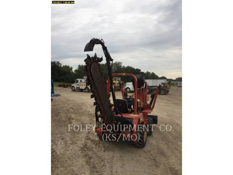 DITCH WITCH (CHARLES MACHINE WORKS) ZANJADORAS RT45 equipment  photo 3