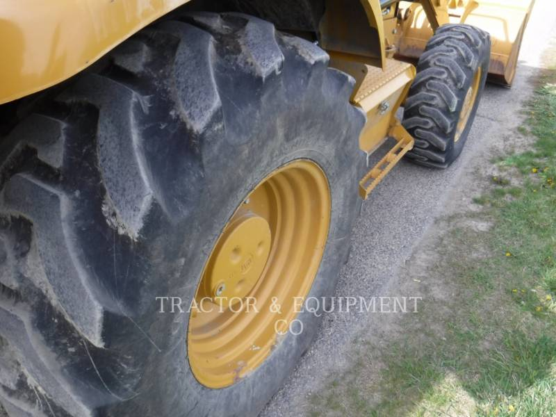 CATERPILLAR CHARGEUSES-PELLETEUSES 420E 4ECB equipment  photo 9