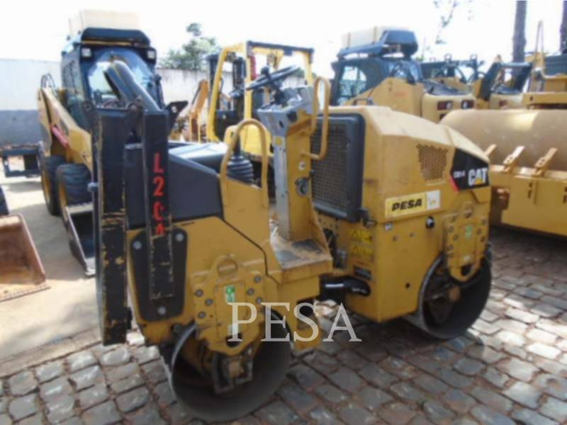 CATERPILLAR COMPACTEURS TANDEMS VIBRANTS CB14 equipment  photo 4