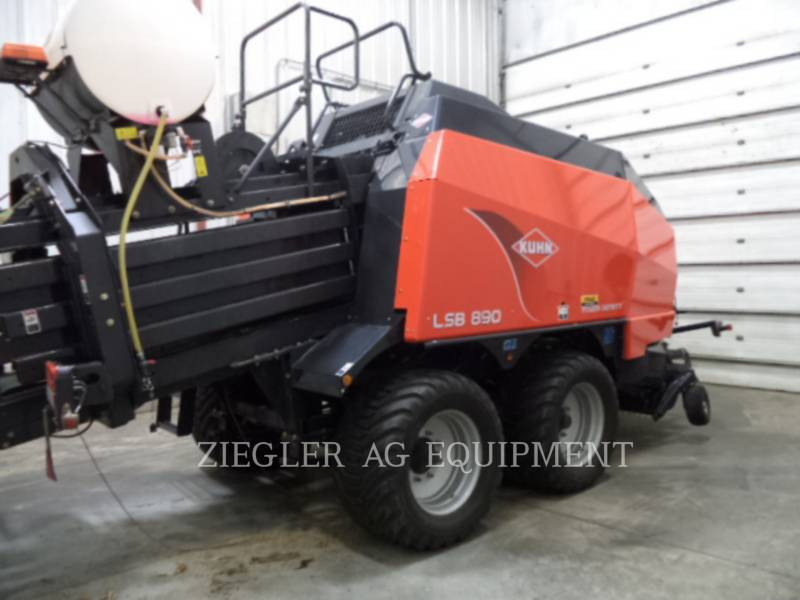 KUHN MATERIELS AGRICOLES POUR LE FOIN LSB890 equipment  photo 1