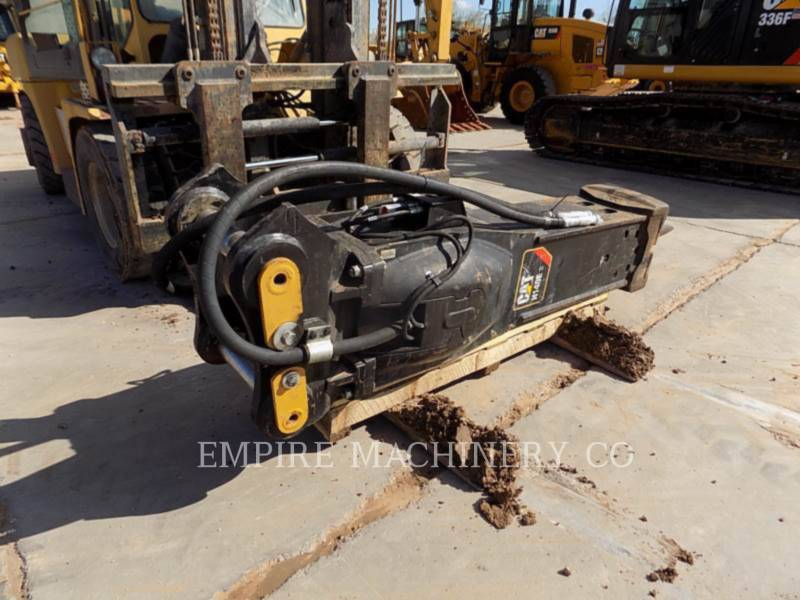 CATERPILLAR  HAMMER H140ES equipment  photo 4