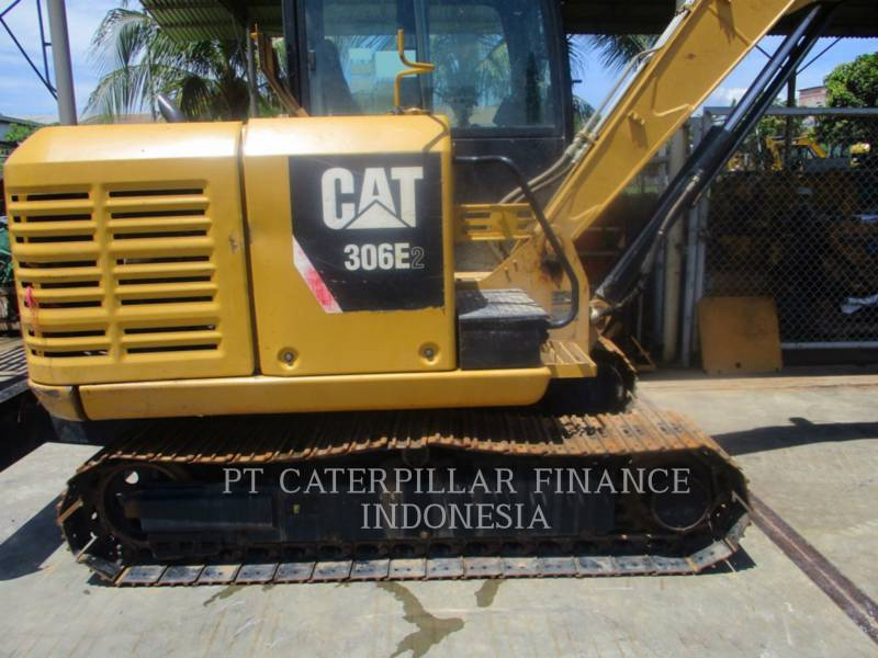 CATERPILLAR 履带式挖掘机 306E2 equipment  photo 1