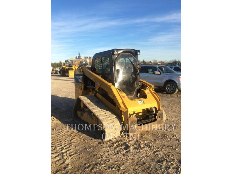 CATERPILLAR CARGADORES MULTITERRENO 279DHF equipment  photo 1