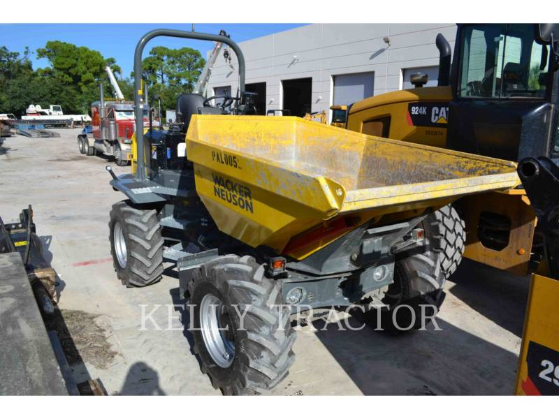 WACKER CORPORATION UTILITY VEHICLES / CARTS DW60 equipment  photo 1