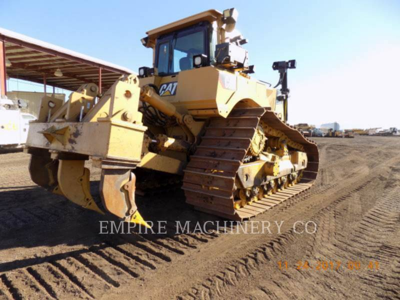 CATERPILLAR TRACTOREN OP RUPSBANDEN D8T LGP equipment  photo 2