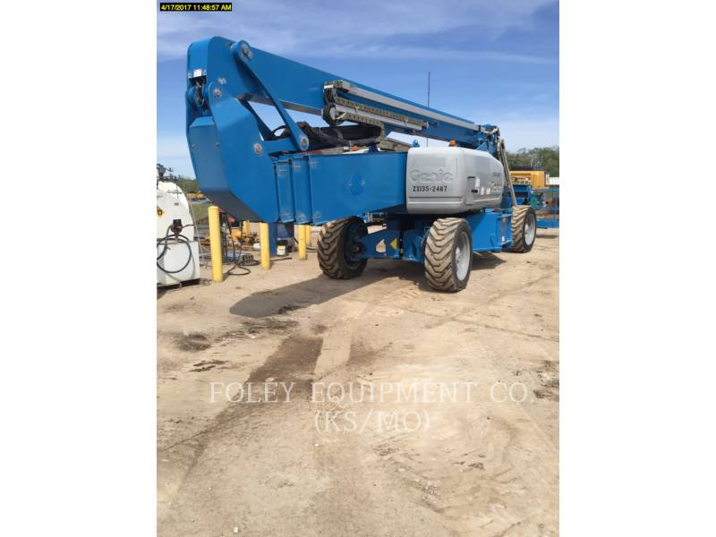 GENIE INDUSTRIES LIFT - BOOM Z135/70D4W equipment  photo 3