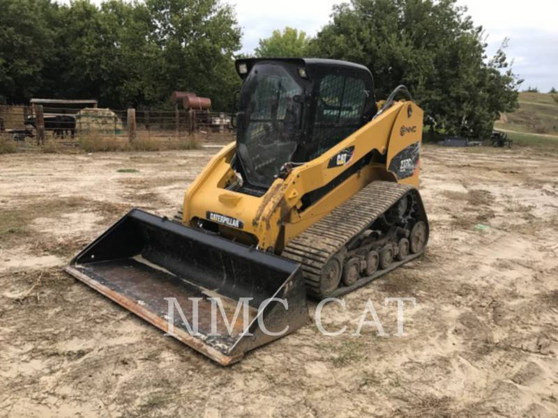 CATERPILLAR MULTI TERRAIN LOADERS 277C2 equipment  photo 1