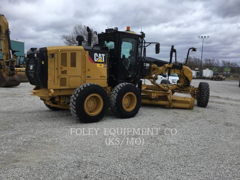 CATERPILLAR NIVELEUSES 120M2AWD equipment  photo 3