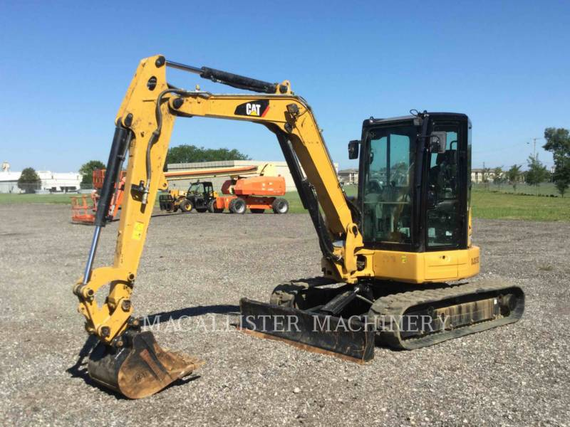 CATERPILLAR EXCAVADORAS DE CADENAS 305E equipment  photo 1