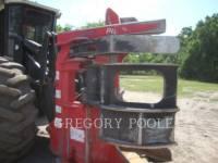 PRENTICE FORESTRY - FELLER BUNCHERS - WHEEL 2570 equipment  photo 15