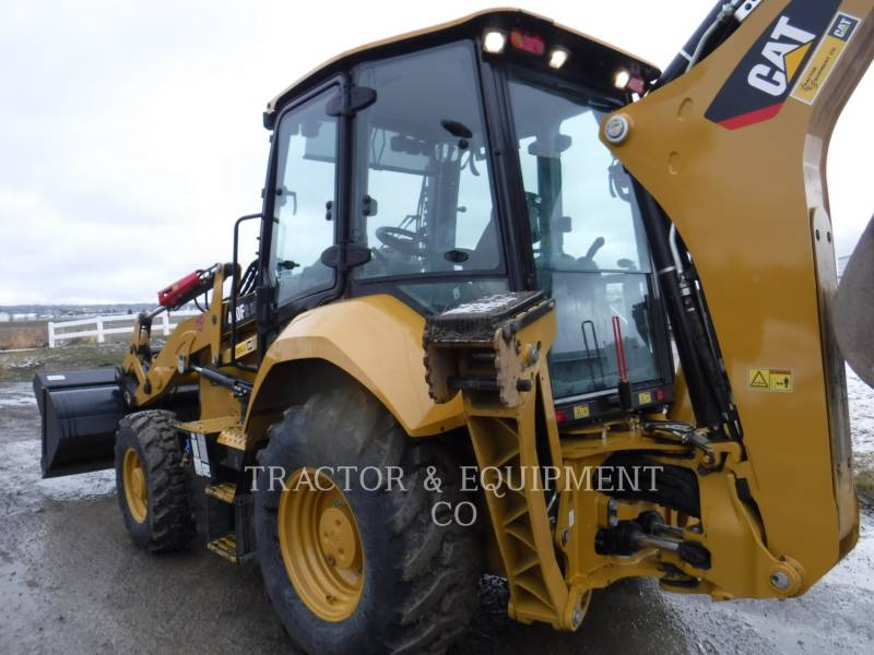 CATERPILLAR CHARGEUSES-PELLETEUSES 420F2IT equipment  photo 5