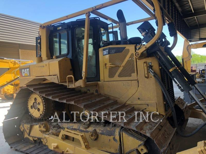 CATERPILLAR KETTENDOZER D6T LGP W equipment  photo 3