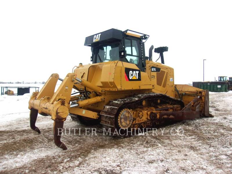 CATERPILLAR TRACTEURS SUR CHAINES D 7 E equipment  photo 4