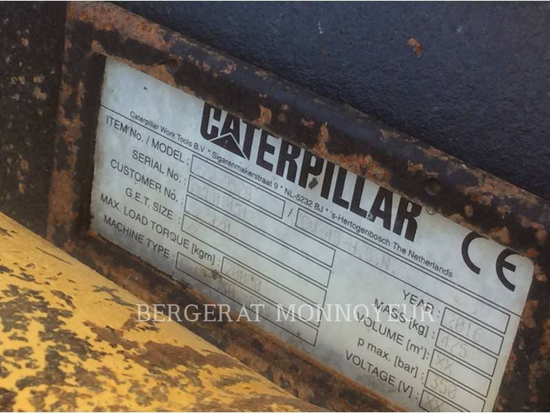 Caterpillar EXCAVATOARE PE ŞENILE 336FL equipment  photo 9
