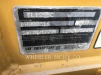 CATERPILLAR TELEHANDLER TL1255C CB equipment  photo 6