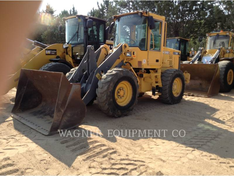 VOLVO WHEEL LOADERS/INTEGRATED TOOLCARRIERS L50D equipment  photo 2