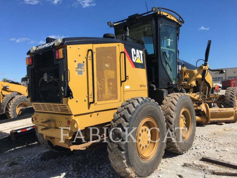 CATERPILLAR MOTOR GRADERS 120M AWD equipment  photo 3