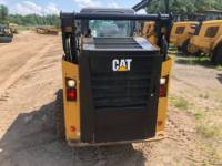 CATERPILLAR PALE COMPATTE SKID STEER 242D equipment  photo 10