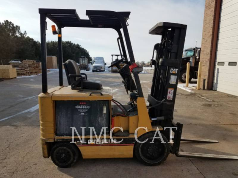 CATERPILLAR LIFT TRUCKS FORKLIFTS 2EC25_MC equipment  photo 1