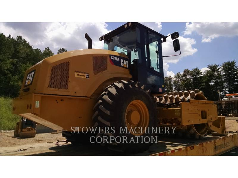 CATERPILLAR PALE COMPATTE SKID STEER CP56B equipment  photo 4