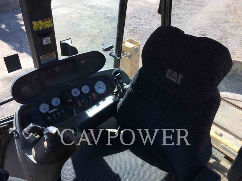 CATERPILLAR BAGGERLADER 432D equipment  photo 9