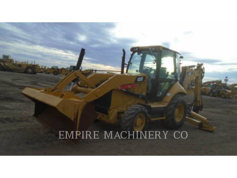 CATERPILLAR BAGGERLADER 420F 4EC P equipment  photo 3