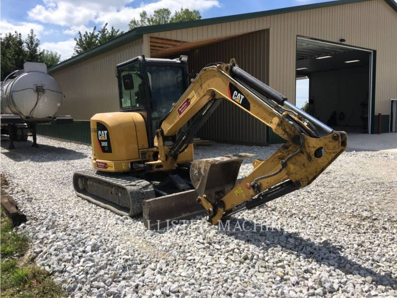 Caterpillar EXCAVATOARE PE ŞENILE 305ECR equipment  photo 2