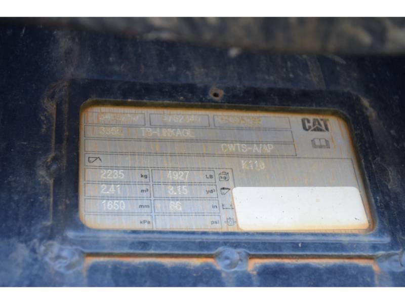 CATERPILLAR KOPARKI GĄSIENICOWE 336 D2 L XE equipment  photo 20