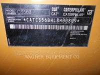 CATERPILLAR コンパクタ CS56B equipment  photo 5