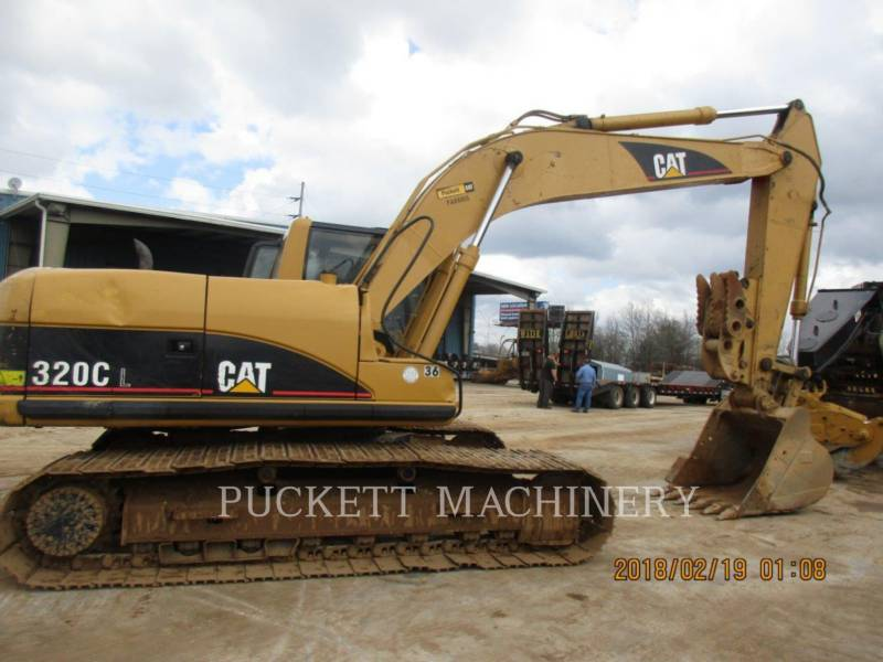 CATERPILLAR PELLES SUR CHAINES 320C equipment  photo 1