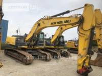 Equipment photo NEW HOLLAND E305C ESCAVATORI CINGOLATI 1