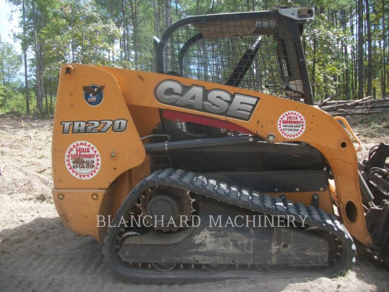 CASE CARGADORES DE CADENAS TR270 equipment  photo 6