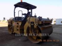 CATERPILLAR TANDEMOWY WALEC WIBRACYJNY DO ASFALTU (STAL-STAL) CB66B equipment  photo 3