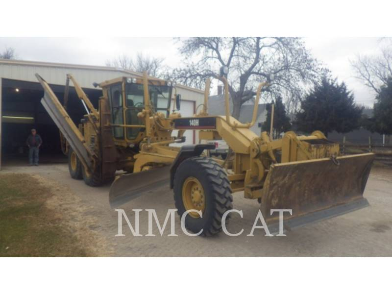 CATERPILLAR MOTOR GRADERS 140H equipment  photo 4