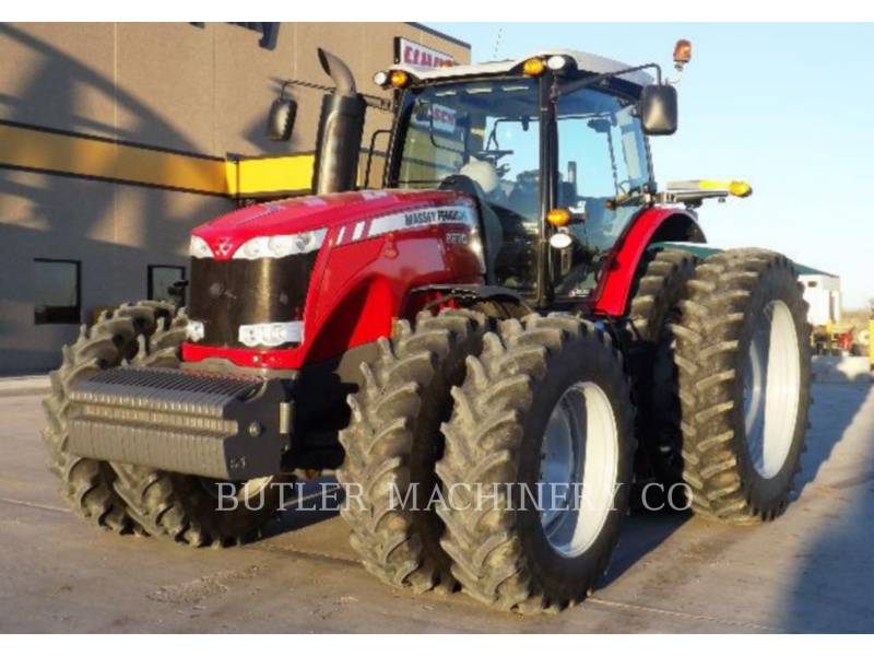 AGCO-MASSEY FERGUSON AG TRACTORS 8670 equipment  photo 4