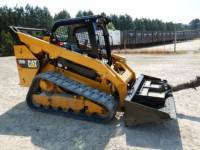 CATERPILLAR PALE CINGOLATE MULTI TERRAIN 299 D 2 equipment  photo 1