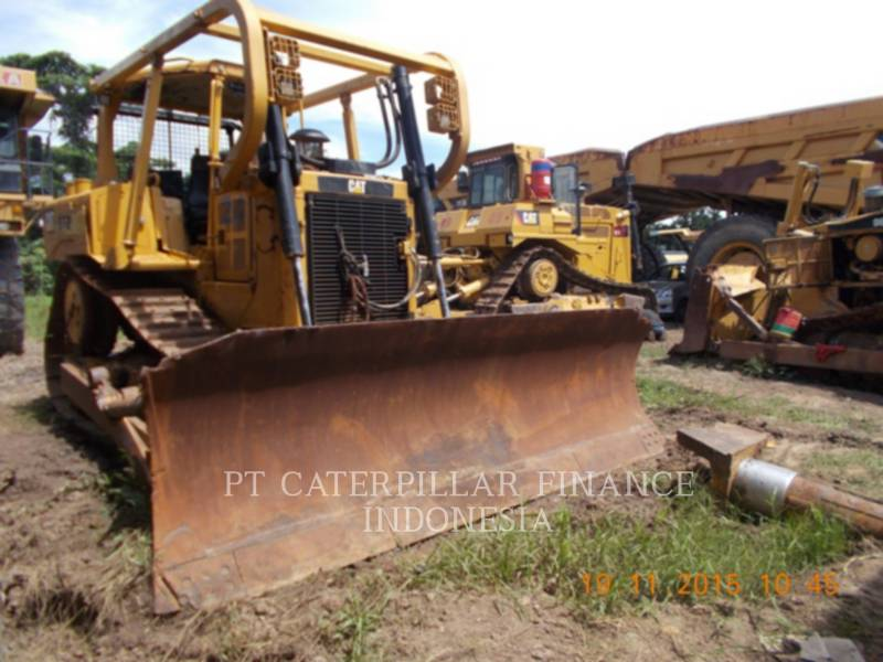 CATERPILLAR TRACTOR DE CADENAS PARA MINERÍA D6RXL equipment  photo 2