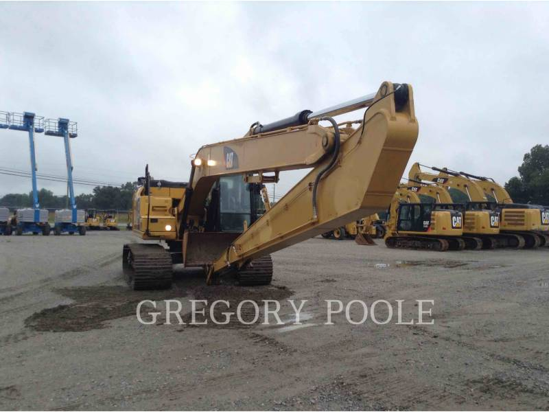 CATERPILLAR PELLES SUR CHAINES 323F L equipment  photo 3