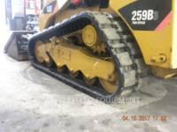 CATERPILLAR CARGADORES MULTITERRENO 259B3 equipment  photo 10