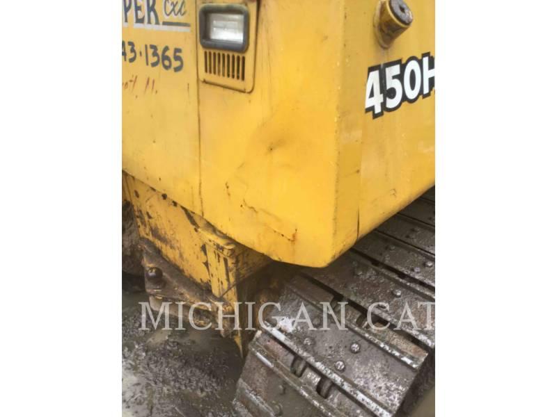 JOHN DEERE ブルドーザ 450H equipment  photo 17