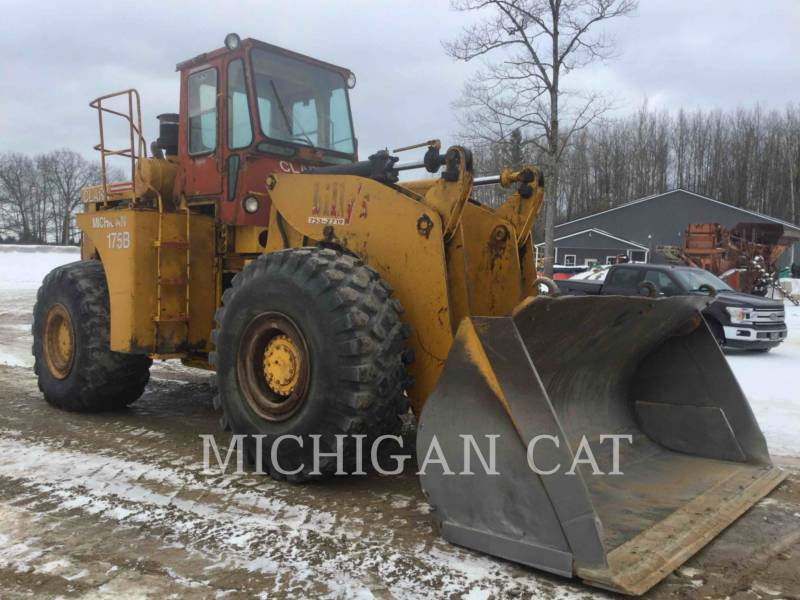 MICHIGAN CHARGEURS SUR PNEUS/CHARGEURS INDUSTRIELS 175B-GM equipment  photo 2
