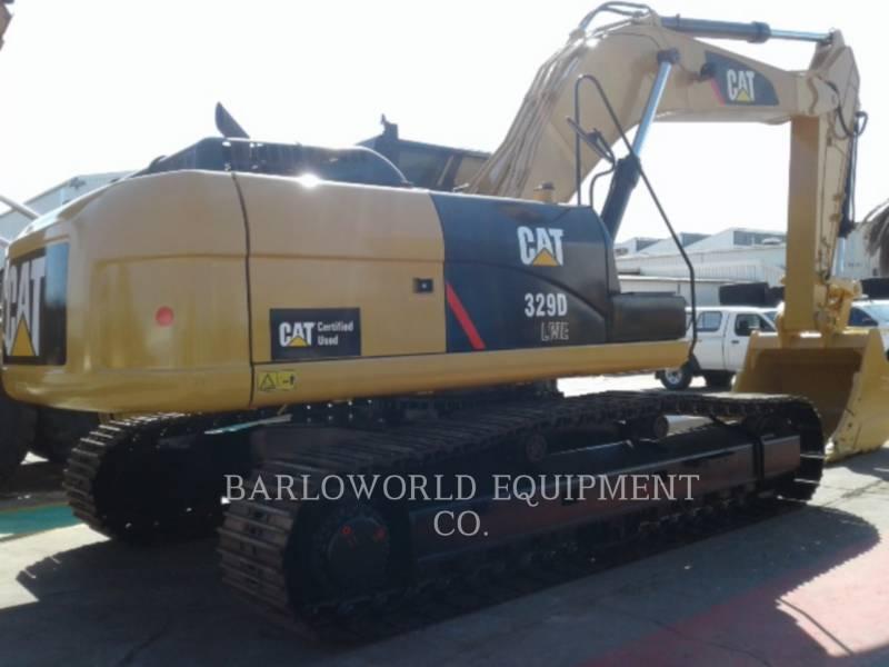 CATERPILLAR TRACK EXCAVATORS 329DL equipment  photo 3
