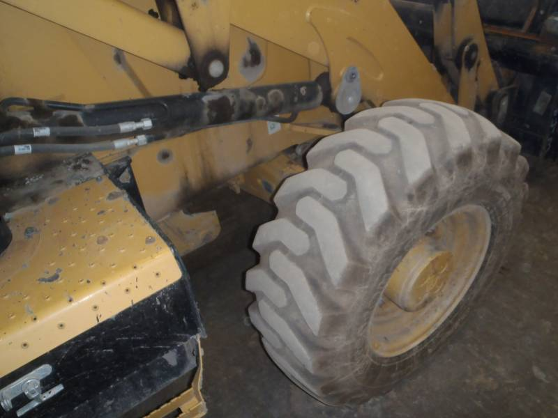 CATERPILLAR BACKHOE LOADERS 430FIT equipment  photo 17