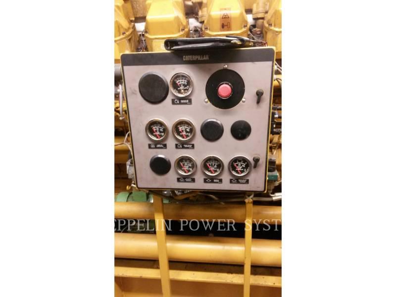 CATERPILLAR ステーショナリ - 天然ガス (OBS) G3512 equipment  photo 3