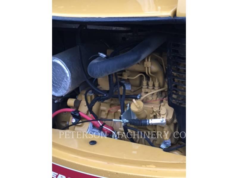 CATERPILLAR TRACK EXCAVATORS 303.5E2 equipment  photo 8