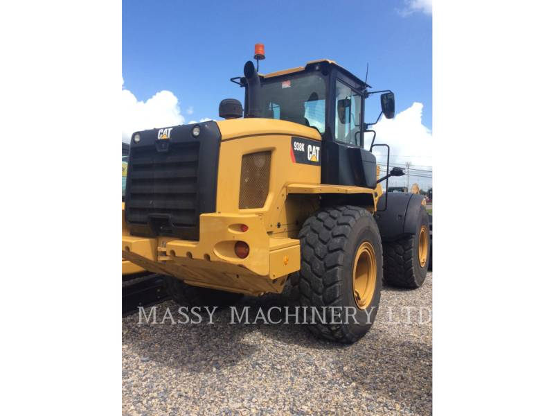 CATERPILLAR WHEEL LOADERS/INTEGRATED TOOLCARRIERS 938 K equipment  photo 8