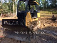 DEERE & CO. TRACTORES DE CADENAS 450 J LT equipment  photo 1